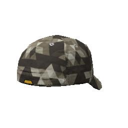 Sniper Backwards Camo Cap