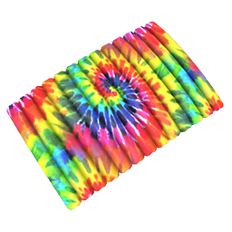 Tie-Dye Parachute