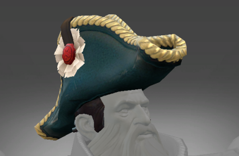 Inscribed Royal Admiral's Bicorne