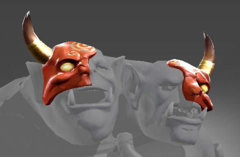 祖传吉运面具