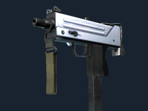 MAC-10 | 银质 (崭新出厂)
