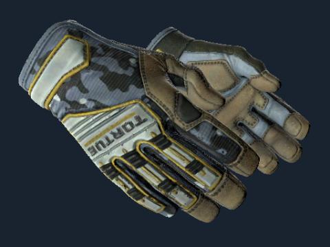 专业手套(★) | 陆军少尉长官 (久经沙场)