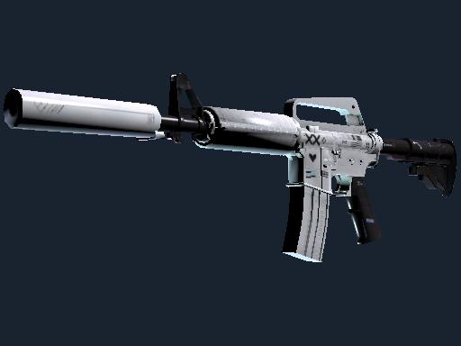 M4A1 消音型 | 印花集 (久经沙场)