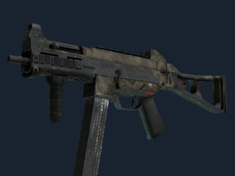 UMP-45   泥地杀手 (战痕累累)