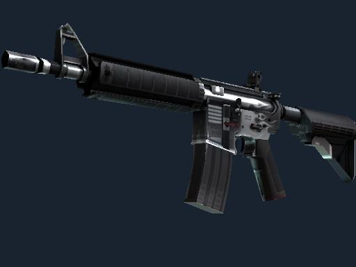 M4A4 | 镁元素 (破损不堪)
