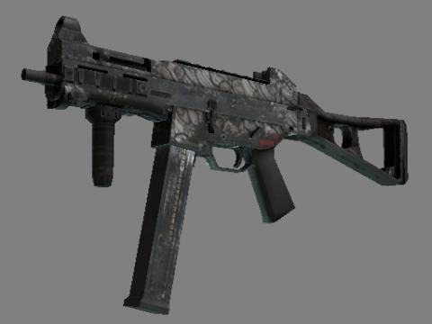 UMP-45   硝烟 (战痕累累)
