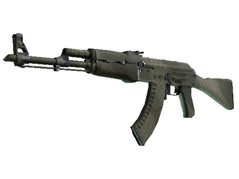 AK-47 | 狩猎网格 (破损不堪)