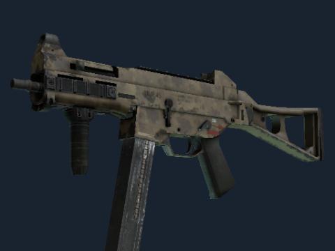 UMP-45   泥地杀手 (久经沙场)