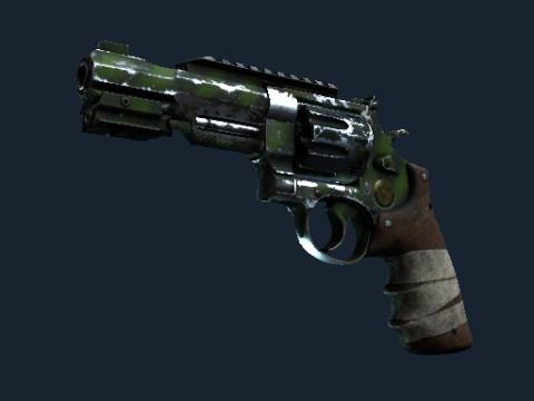 R8 左轮手枪(StatTrak™) | 生存主义者 (战痕累累)