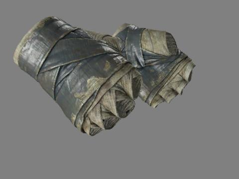 裹手(★) | 防水布胶带 (破损不堪)