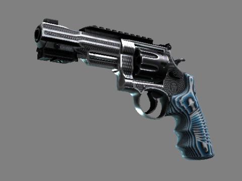 R8 左轮手枪 | 稳 (破损不堪)