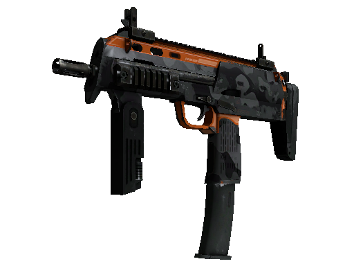 MP7 | Urban Hazard (Field-Tested)