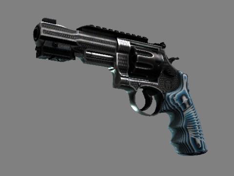 R8 左轮手枪 | 稳 (战痕累累)