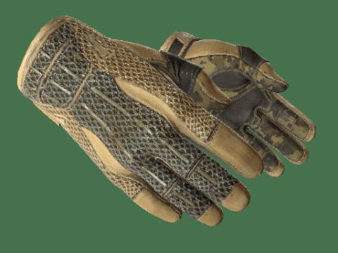 运动手套(★) | 干旱 (破损不堪)