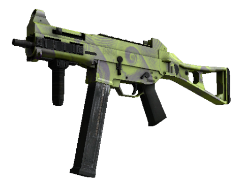 UMP-45   迷幻 (略有磨损)