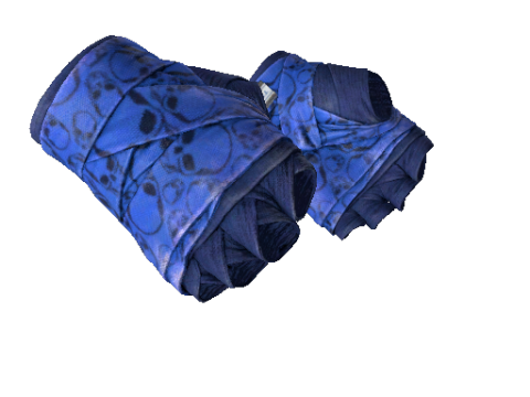 裹手(★) | 钴蓝骷髅 (破损不堪)