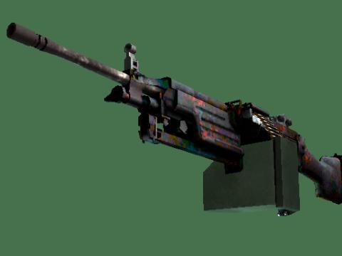 M249   岩浆 (崭新出厂)