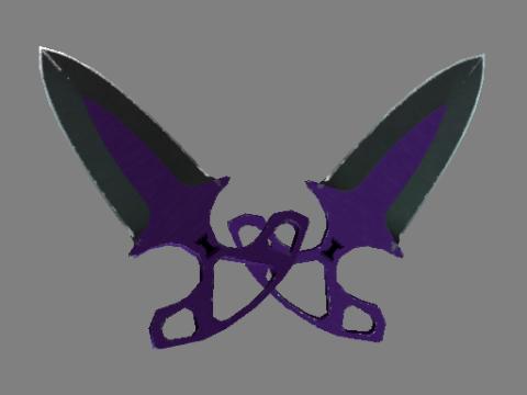 暗影双匕(★) | 致命紫罗兰 (久经沙场)