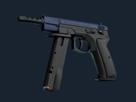 CZ75 | 紫青之色 (崭新出厂)
