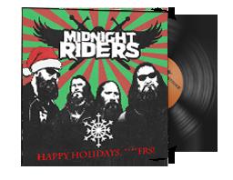 音乐盒 | Midnight Riders — 圣诞之欲