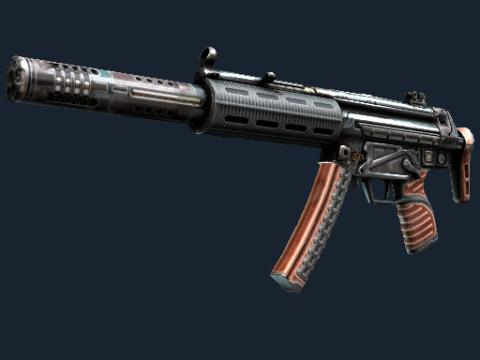 MP5-SD | 高斯 (破损不堪)