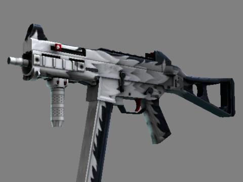 UMP-45   白狼 (略有磨损)