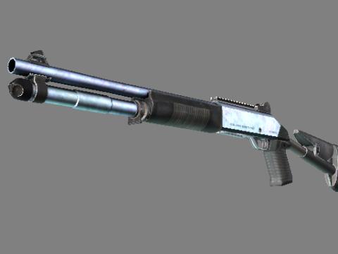 XM1014 | 蓝钢 (略有磨损)