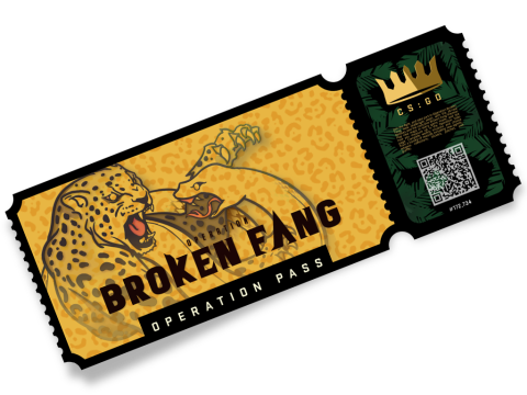 Operation Broken Fang Premium Pass