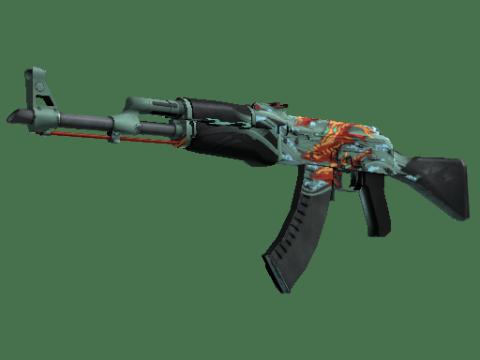 AK-47 | 深海复仇 (破损不堪)