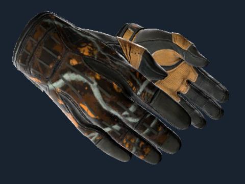 运动手套(★) | 大型猎物 (战痕累累)