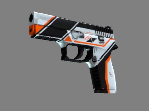 P250(StatTrak™) | 二西莫夫 (略有磨损)