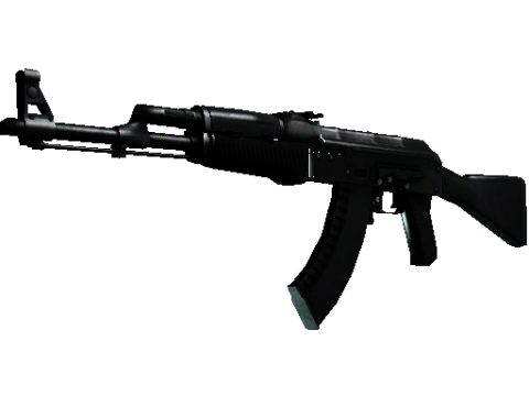 AK-47   墨岩 (战痕累累)