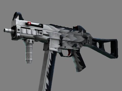 UMP-45   白狼 (久经沙场)